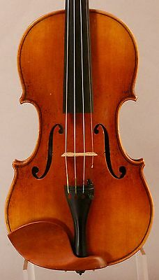 Old, Antique, Vintage Violin lab. Nicolo Ulcigrai 1972