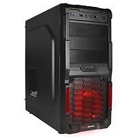 Mars Gaming MC3 Case Middle Tower Black