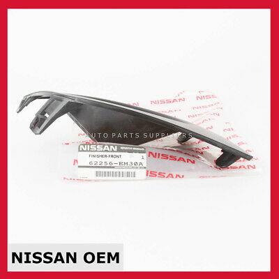 GENUINE NISSAN 2007-2011 VERSA RH NON FOG LIGHT BUMPER TRIM FINISHER NEW OEM