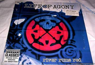 LIFE OF AGONY - River runs red - vinile 180 grammi - LP -  MUS