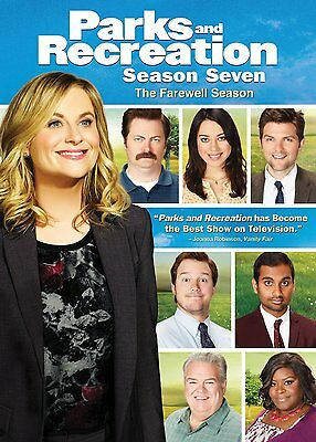 Parks And Recreation . The Complete Season 7 . Staffel . Amy Poehler . 2 DVD NEU