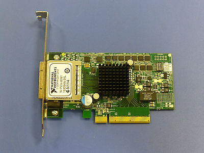 National Instruments PCIe-8381 x8 Gen 2 MXI-Express Interface Card for PXIe