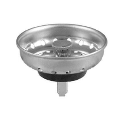 DRAIN STOPPERS (3) Plug Strainer commercial sink 11331