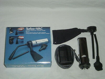 Turbo-Vac Portable Miniature Cleaning System