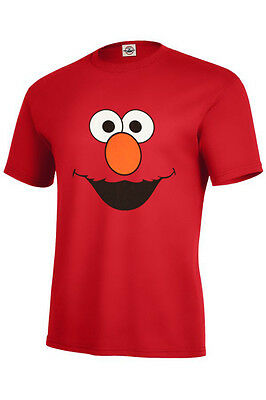 Elmo T-shirt Adult Sizes S-5XL BEST SELLER T SHIRT,TANK TOP,LONG SLEEVE, JUNIORS