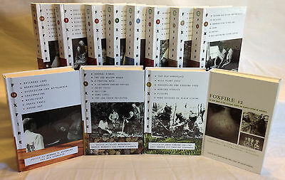 FOXFIRE Series, A Twelve Book HARDCOVER Set Collection of Books 1-12 NEW