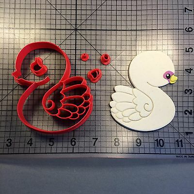 Swan 100 Cookie Cutter Set