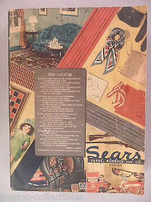 Sears CATALOG - Fall/Winter, 1934
