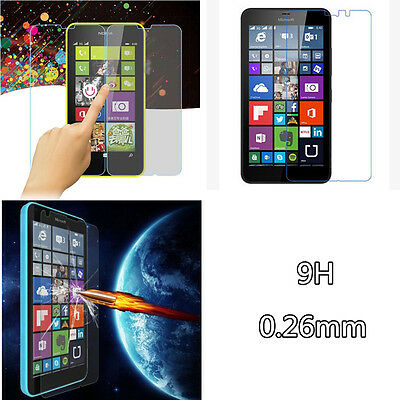 9H Ultrathin Tempered Glass Screen Protector Film For Nokia Lumia 640/640LTE US