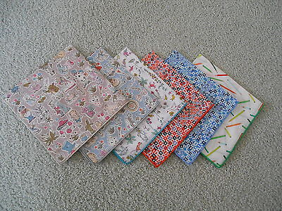 LIBERTY HANDKERCHIEF-DESIGNS for CHILDREN 2-12yr-by CONNIE CLASSICS-MADE IN AUST