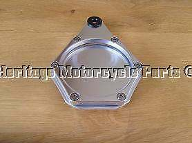 cool new hexagonal TAX DISC LICENCE HOLDER classic motorcycles LOW OFFER PRICE!!