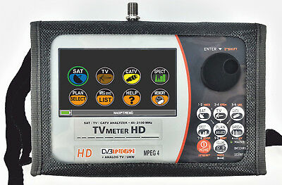 TV/Easy Meter HD  Touch DOLBY T2S2C,Combined STC HD Analyzer,Digital HD Bild