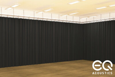 Kilo Wool Serge - Sound Absorbing Acoustic Fabric