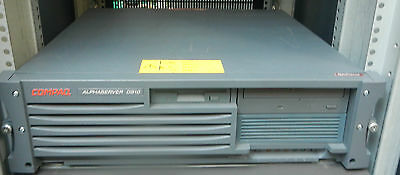 Compaq Alphaserver DS10 / Modelo: 3X-PB01A-AA / SN: AY93204645 / 466MHZ,256MB