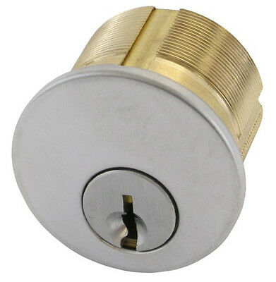 Ilco/general Lock Solid Brass Mortise Cylinder