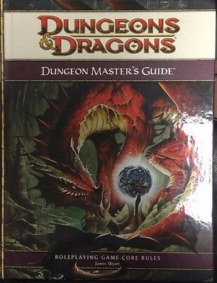 D&D 4th Edition : Dungeon Master's Guide JB