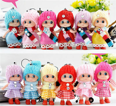 Confused Ddung Doll Phone Strap Bag Pendant Toy Gift Charm Ornaments Keychain