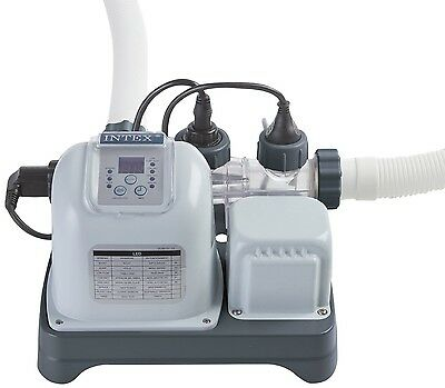 Clear SALT Water Swimming POOL Chlorine Generator System Pumps Filters CLEANERS