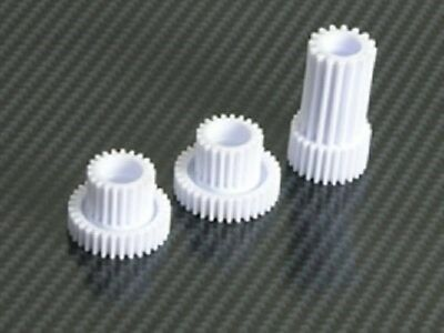 3Racing Fast Gear Set to suit Tamiya M06 M-06 M05 M-05 etc chassis cars.