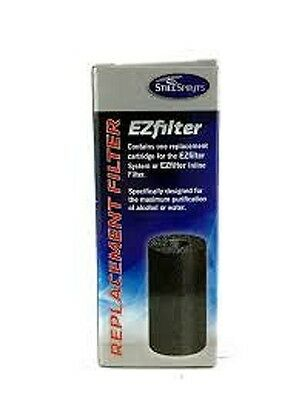 EZ FILTER replacement carbon cartridge x 20