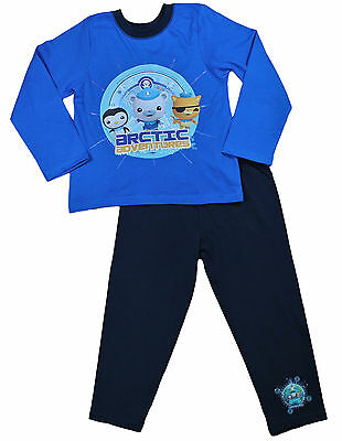 Octonauts Pajamas Explore Rescue Protect Pjs 3 to 6 Years 442