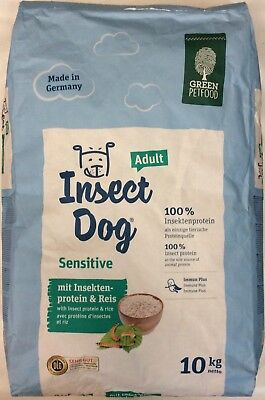Green Petfood Insect Dog Sensitive 15kg *****+ Geschenk*****