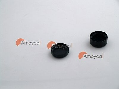 Rear Cap For C Mount Lens dust cover with thread ,Rear Lens Cover Cap 5mm ABS