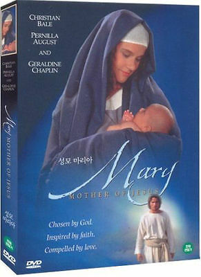 Mary, Mother of Jesus (1999) - Christian Bale DVD *NEW