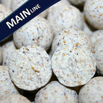 Sortiment 2016 !!! Deep Water Baits Main Line Boilies WHITE DREAM
