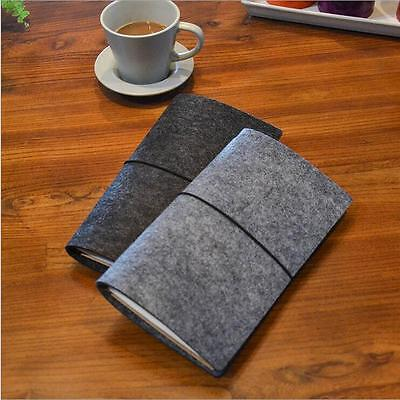 """""""My Treasure"""" 1pc Journal Diary Fabric Cover Travel Notebook Business Planner"""