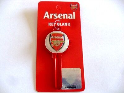 Arsenal Footbal Club Official Blank Door Key
