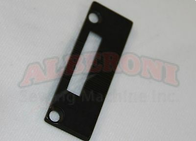 Consew 225 226 Needle Throat Plate Part #240144 Industrial Sewing Machine