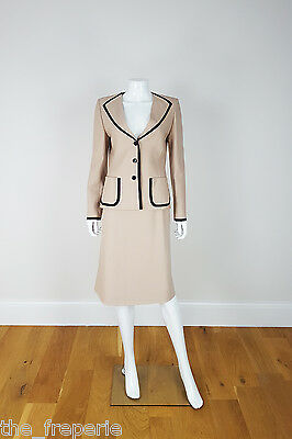 *andre Laug* Haute Couture Skirt Suit 4001