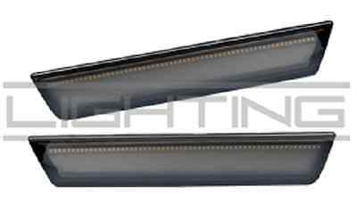2011-2014 Dodge Charger ORACLE Concept LED Rear Sidemarker Set (Tinted / Smoked)
