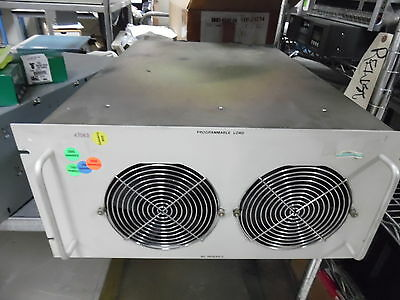 NH Research Model L4010-14 SUB ASSY, PROGRAMMABLE LOAD, W/LDS SN: 579660