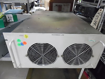 NH Research Model L4010-14 SUB ASSY, PROGRAMMABLE LOAD, W/LDS SN: 579670
