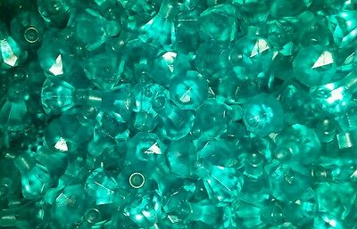 *NEW* Lego Bulk Light Blue Jewels Crystals 1x1 Gems for Minifigures - 25 pieces
