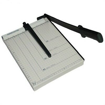 A4 to B7 Size Paper Cutter Guillotine Trimmer 15 Sheets