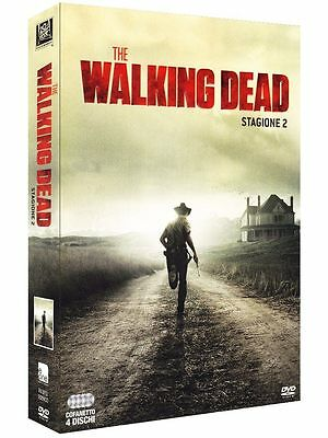 The Walking Dead - Stagione 02 (4 DVD) - ITALIANO ORIGINALE SIGILLATO -