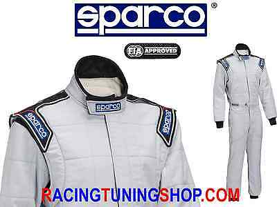 Sparco Feuerfeste Anzuge Race Rally Suit Fia Sprint Rs2 48 Overall Suit