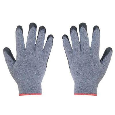Adults Protection Rubber Work Working Anti-Slash Cut Resistance Safety Gloves B