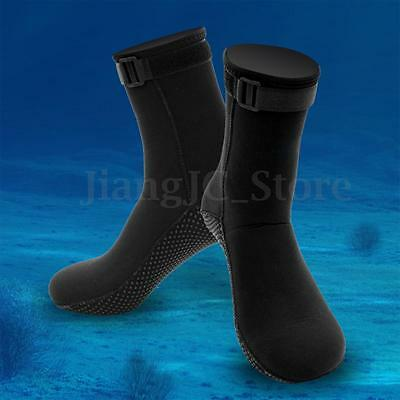 3mm Neoprene Diving Scuba Surfing Snorkeling Swimming Boots Sports Socks S-XL