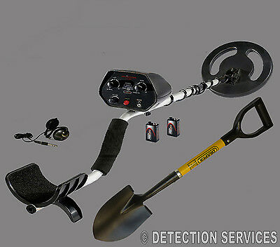 Goldcentury GC1022 metal detector for hobby and entertainment