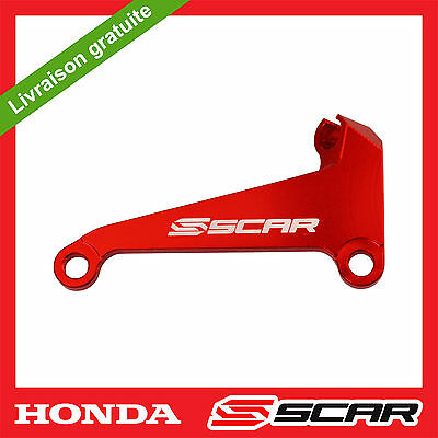 Guide Cable D'embrayage Honda Cr-F Crf 250 Crf250R 2014 2016 2017 Rouge Scar