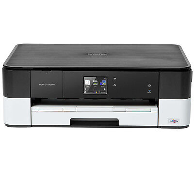 BROTHER DCPJ4120DW All-in-One Wireless A3 Inkjet Printer Black Apple AirPrint