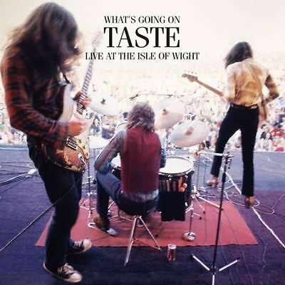Taste / What's Going On – Live At The Isle Of Wight - Vinyl 2LP  180g