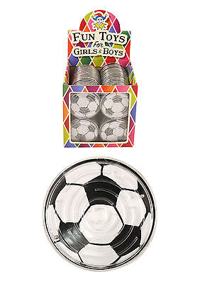 6 Football Maze Puzzle Games -  Toy loot/Party Bag Stocking Filler
