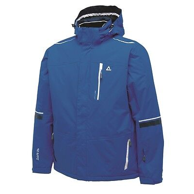 Mens Dare2B Inspiration Blue Waterproof And Windproof Ski Wear And Winter Jacket