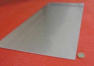 """410 Stainless Steel Sheet,  .060"""" Thick x 12"""" Wide x 24"""" Length, 1 Unit"""