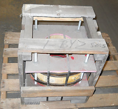 ABB Type BYZ S-684C188G02 Current Transformer, Zero Sequence, Cur Ratio 50:5 NOS